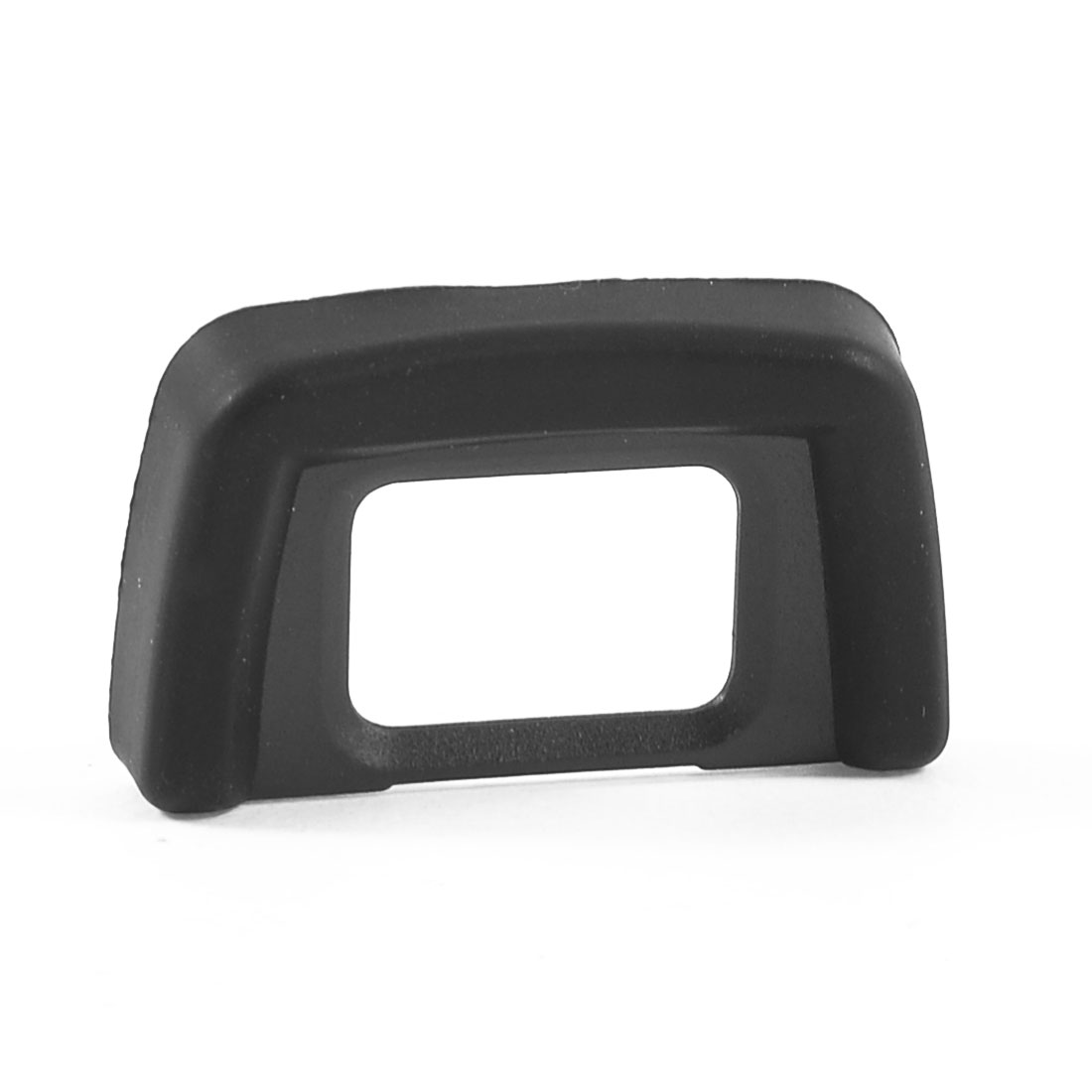 Rubber Coated Plastic Camera Eyecup Eyepiece for Nikon D3000 D5000