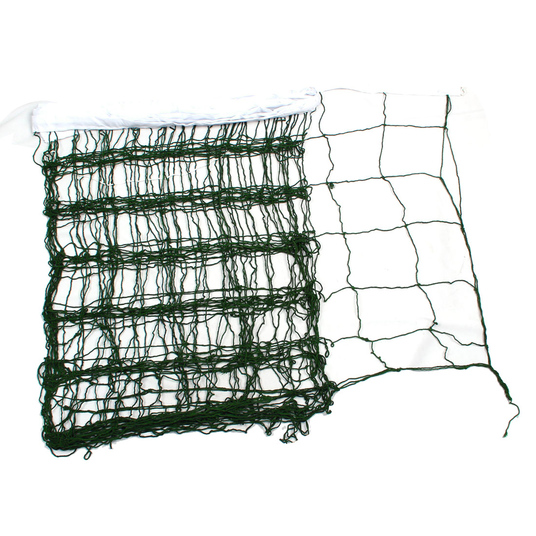 30.5Ft Long 88cm Width Green Nylon Indoor Ourdoor Volleyball Net Netting