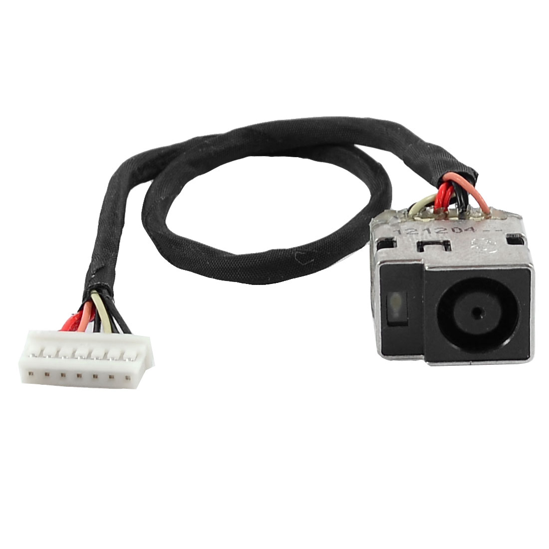 PJ216 DC Power Jack w 7 Pins Cable for Laptops Notebook