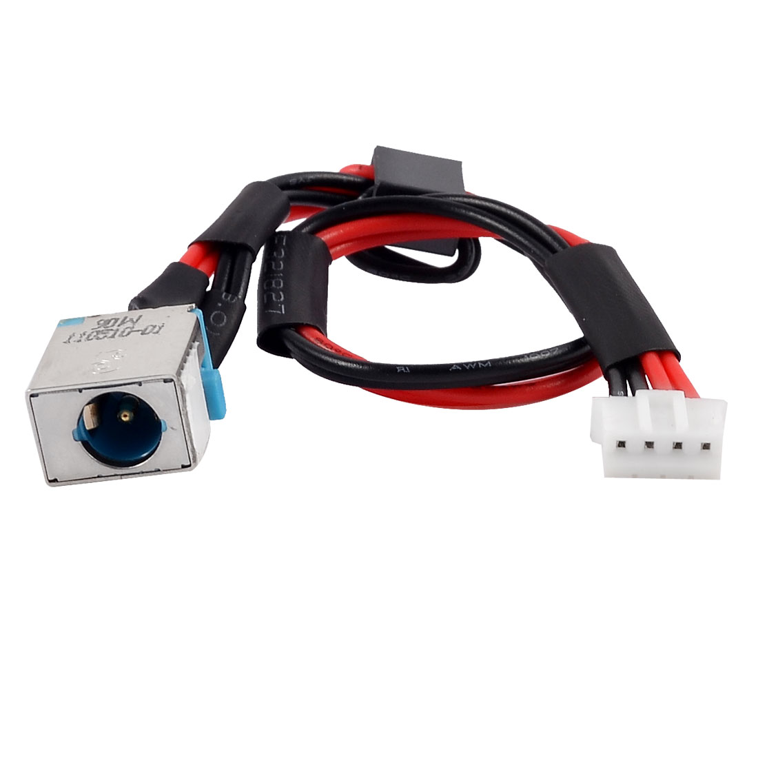 PJ253 DC Power Jack w 4 Pins Cable for Notebook Laptops