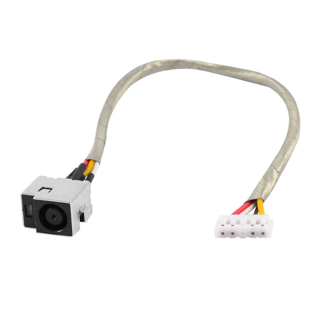 DC Power Jack Connector PJ197 w 5 Pin Cable for Laptops