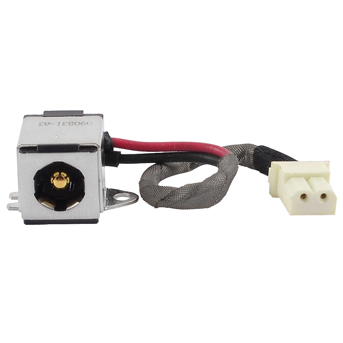 Laptop PJ136 DC Power Jack Connector w Cable for Lenovo