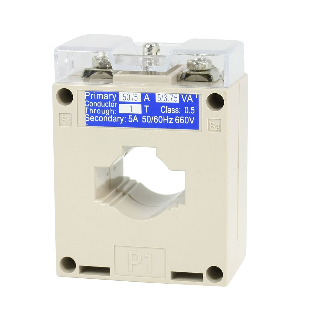 0.66KV 50/60Hz 0.5 Accuracy 50/5 Current Transformer BH-0.66CT