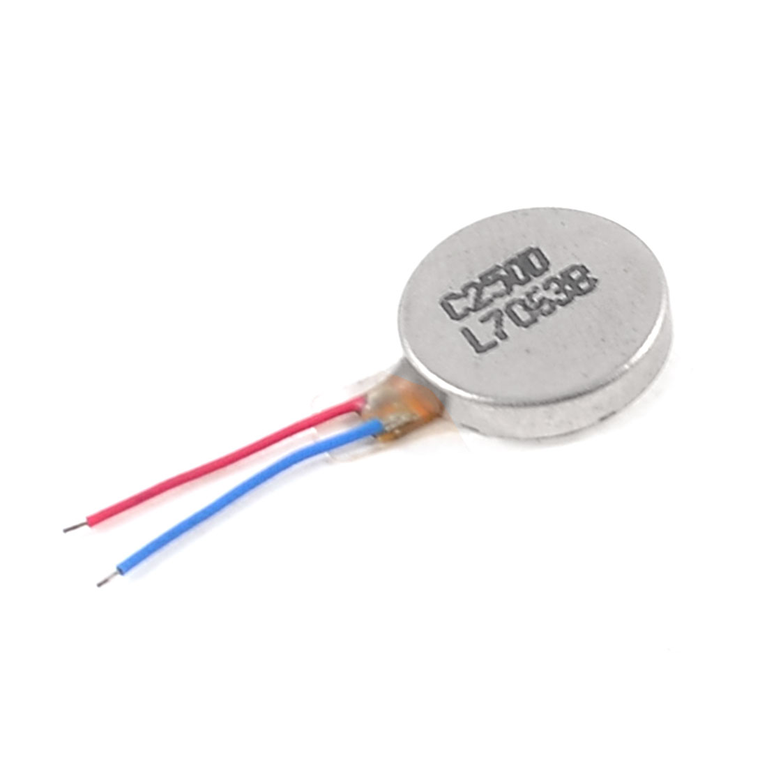 DC 3V 60mA 9000+/-2000RPM Cell Phone Coin Flat Vibrating Vibration Mini Motor