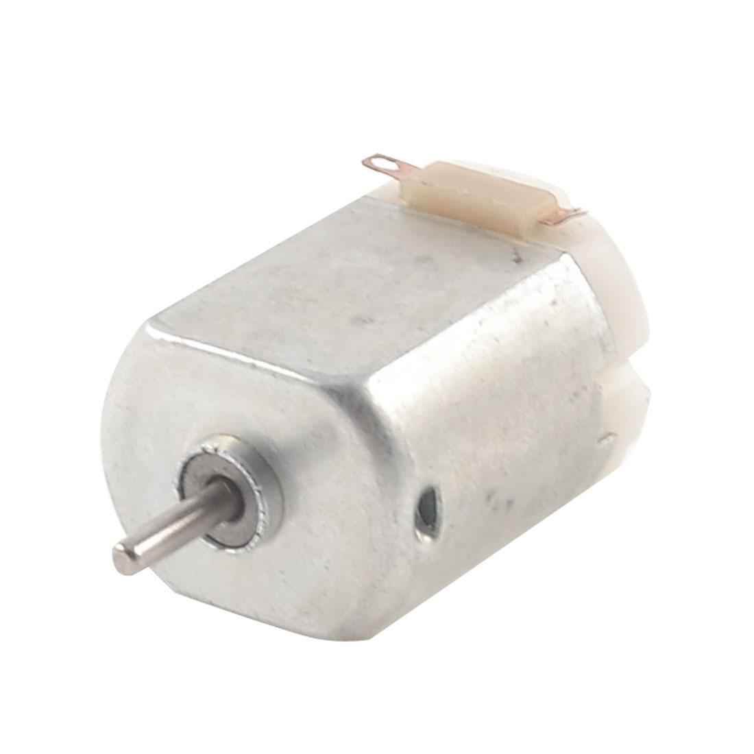 6000RPM 3V 0.08A High Torque Electric Mini DC Motor for DIY Toys