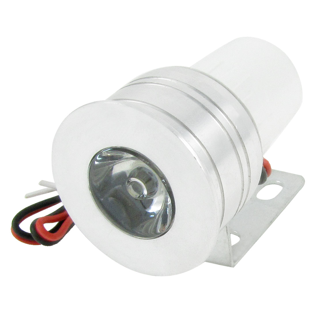 Motorcycle Aluminum Shell White LED Decorative Spot Light Lamp