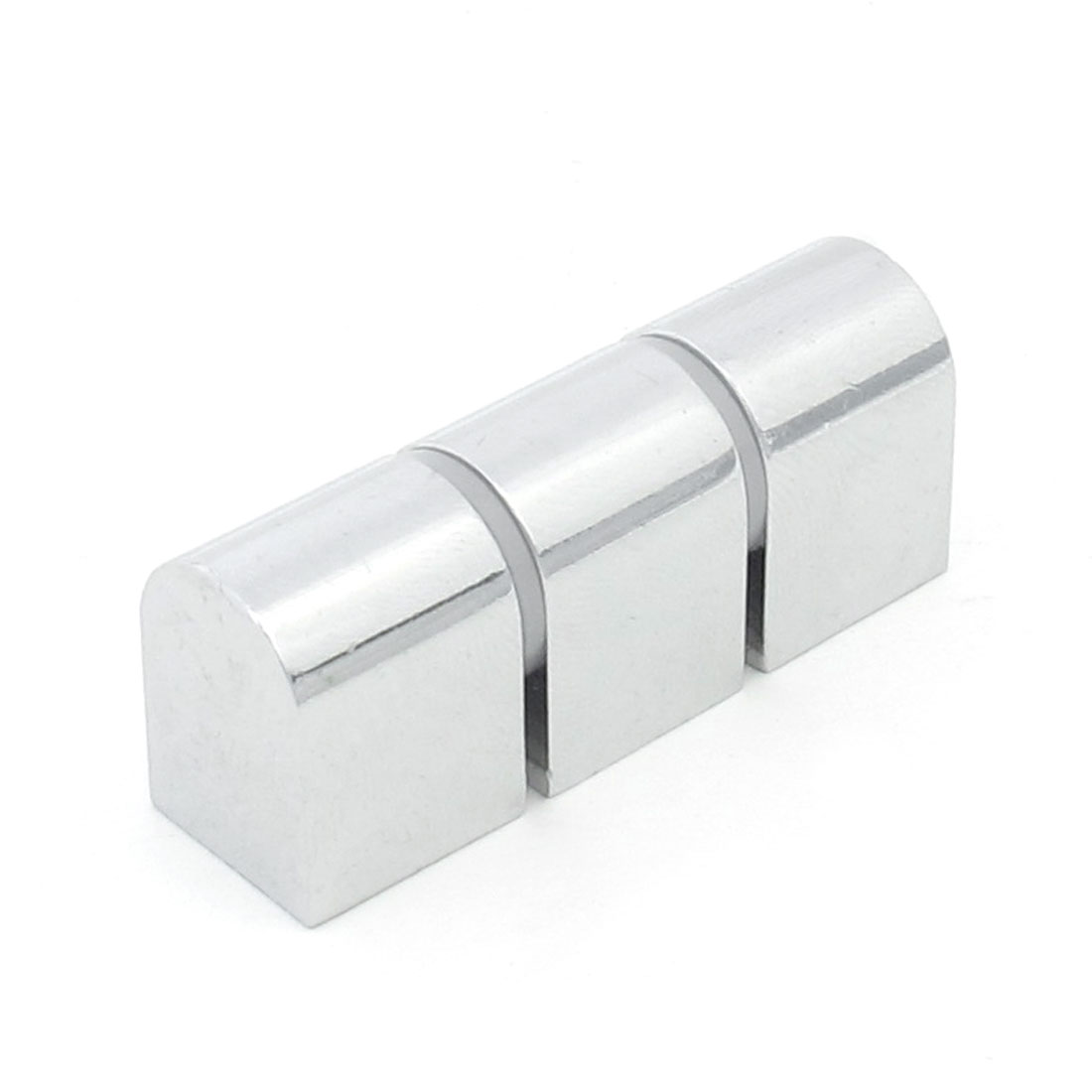 Silver Tone Polished Metal Cabinet Door Lift Off Hinge Replacement