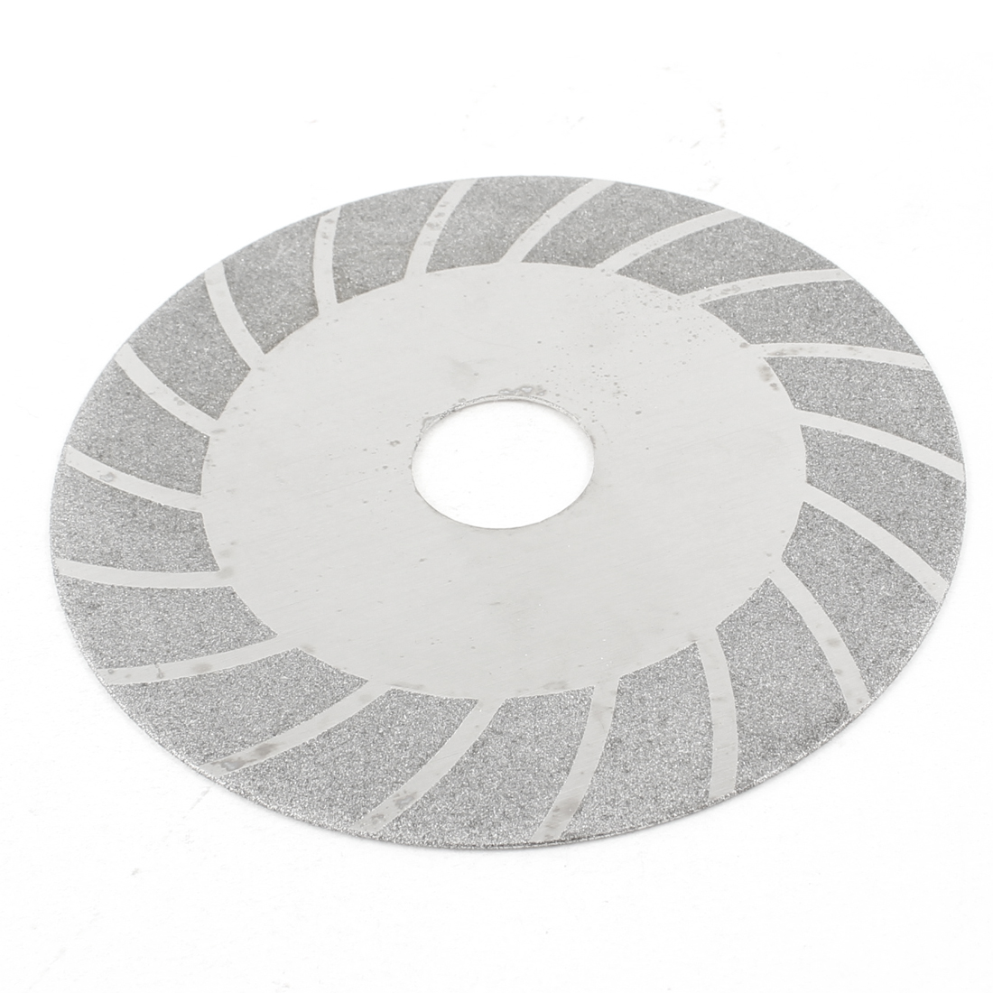 "3.9"" Outside Dia Double Side Glass Diamond Saw Slice Cutting Wheel Disc"