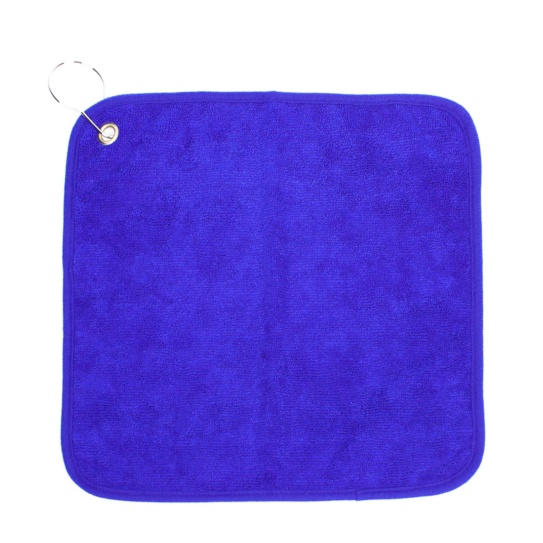 Microfiber Soft Face Washing Glass Cleaning Towel Tool Royal Blue