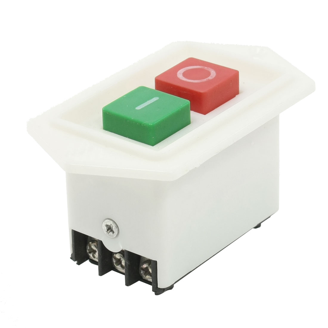 AC 380V 10A Panel Mounted I/O Start Stop Push Button Switch