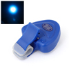 Electronic Bite Fish Rod Pole Blue Automatic Loop Alarm Bell