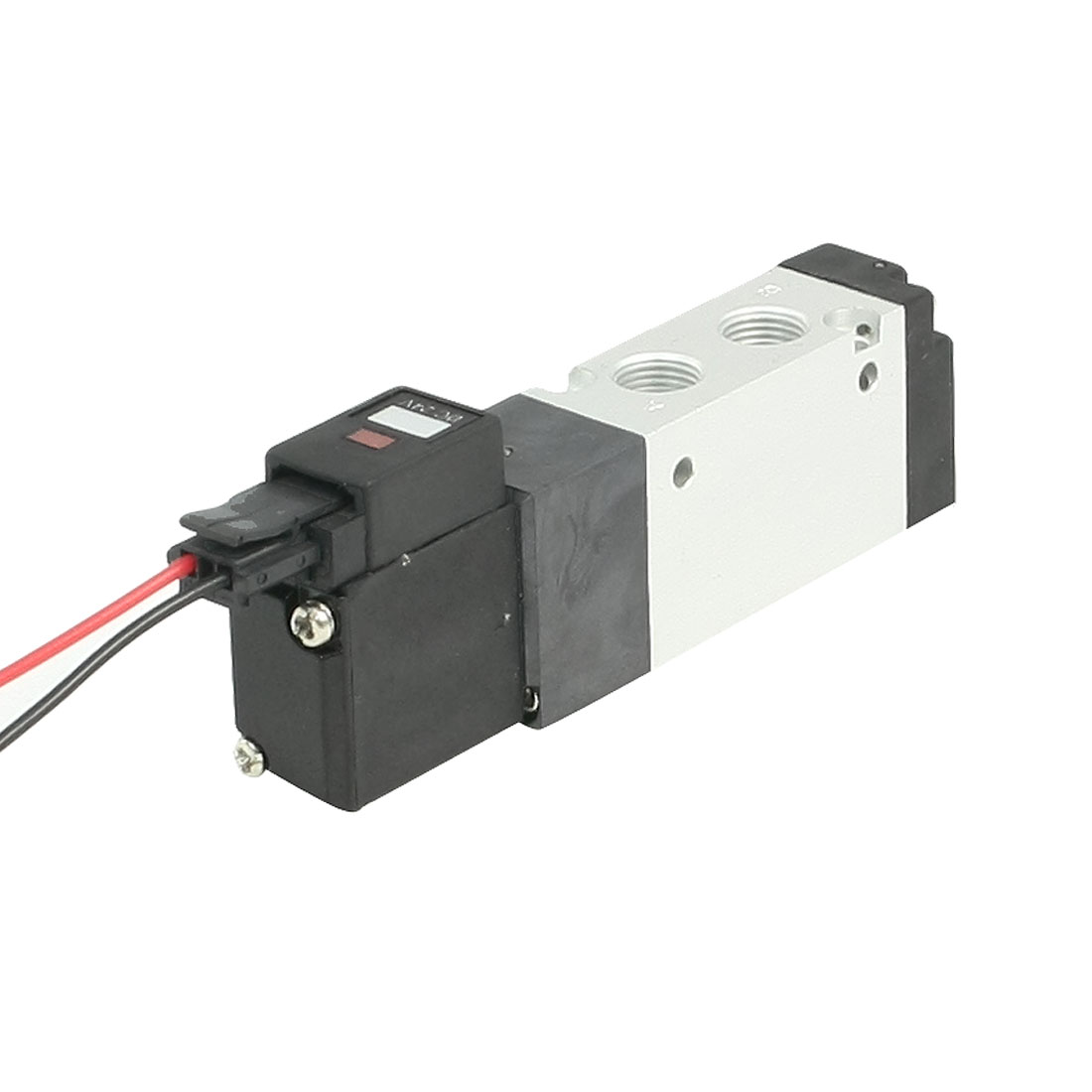 "5/16"" 5 Port 2 Position Solenoid Operated Valve 24V DC"