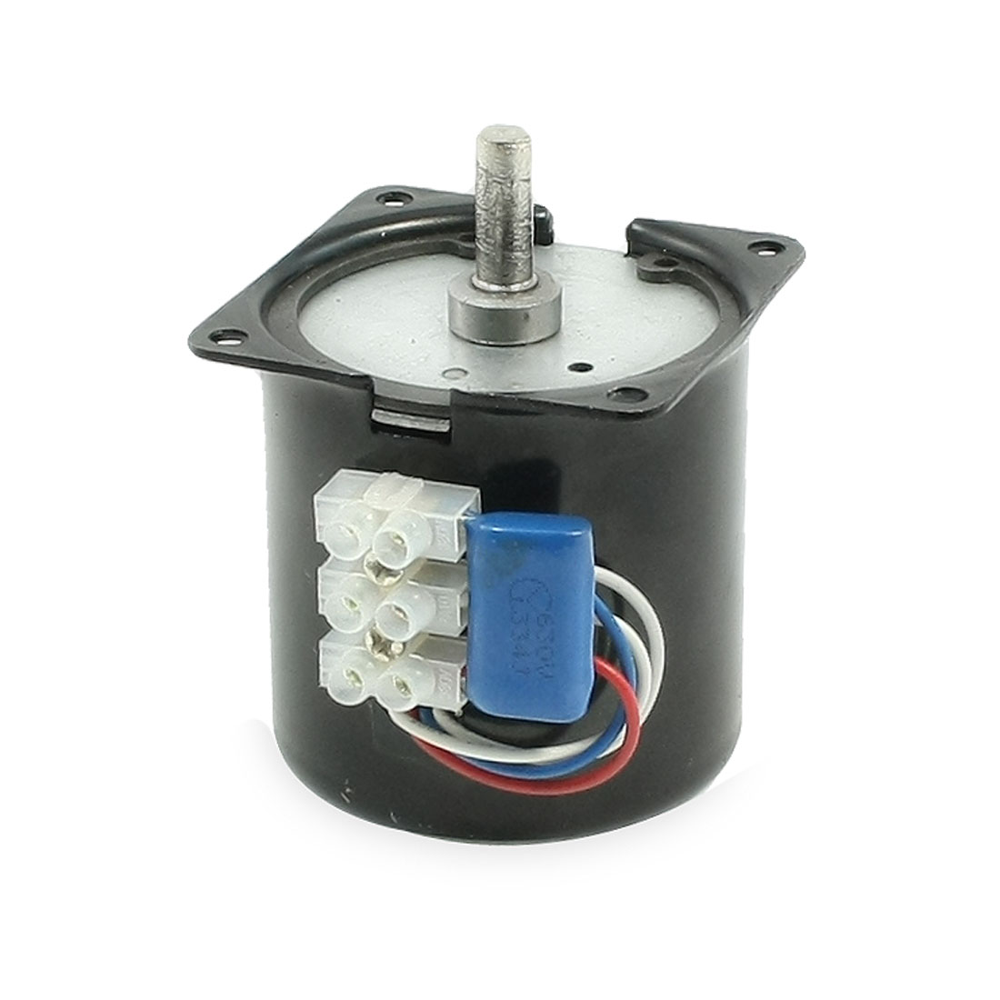 AC 220V 15RPM 14W 7mm Shaft Diameter Machine Synchronous Gear Motor