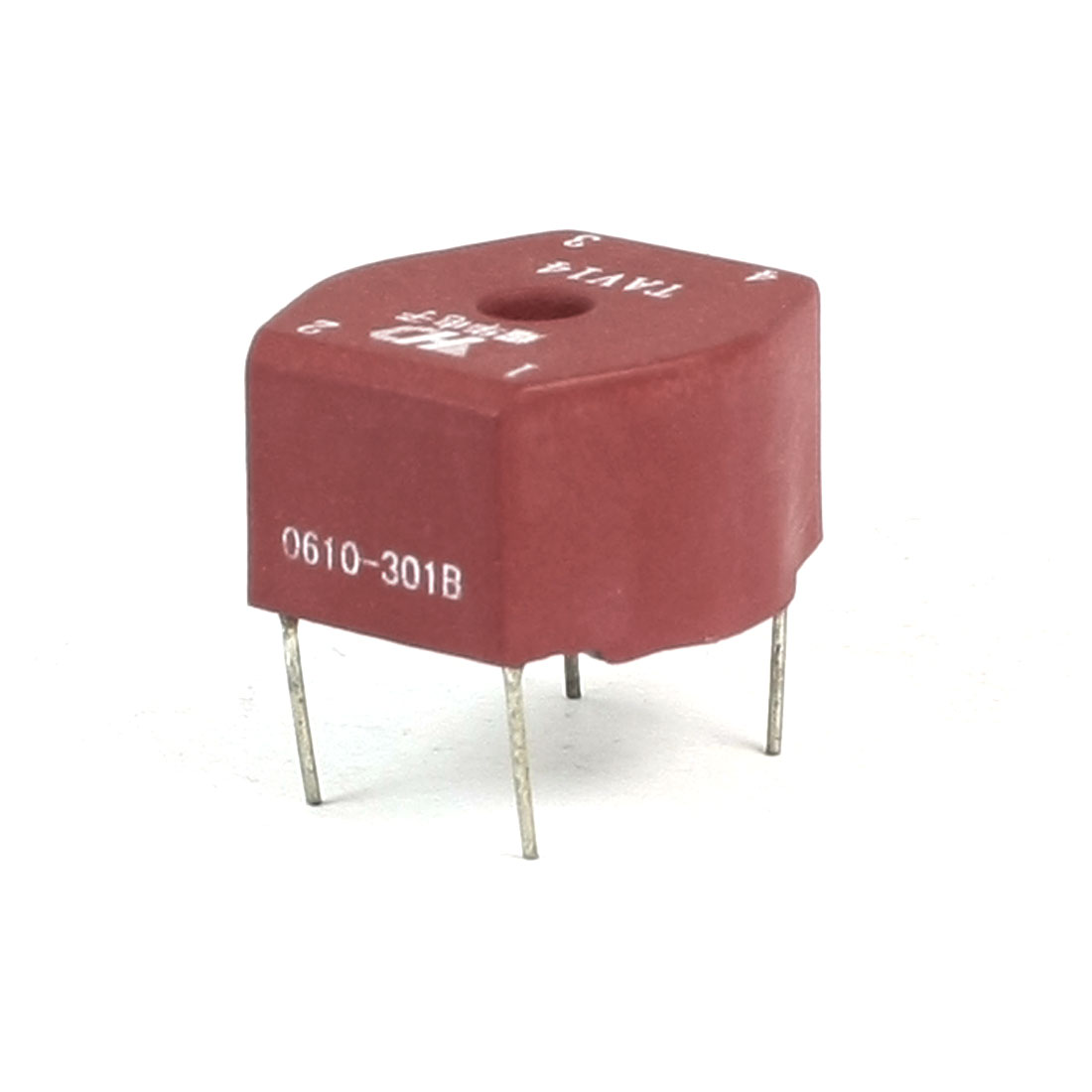 TAC14 Dual Ratio 3000:1 1500:1 4 Pin PCB Mounting Current Transformer