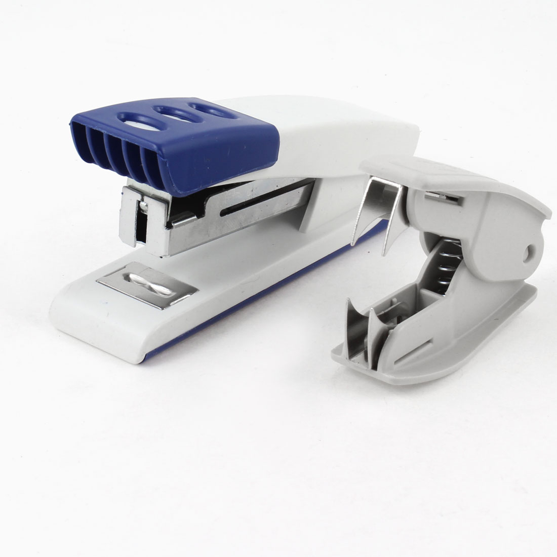 Blue Replacement No 3 Staples Dispenser Staplers w Staple Remover for Teachers