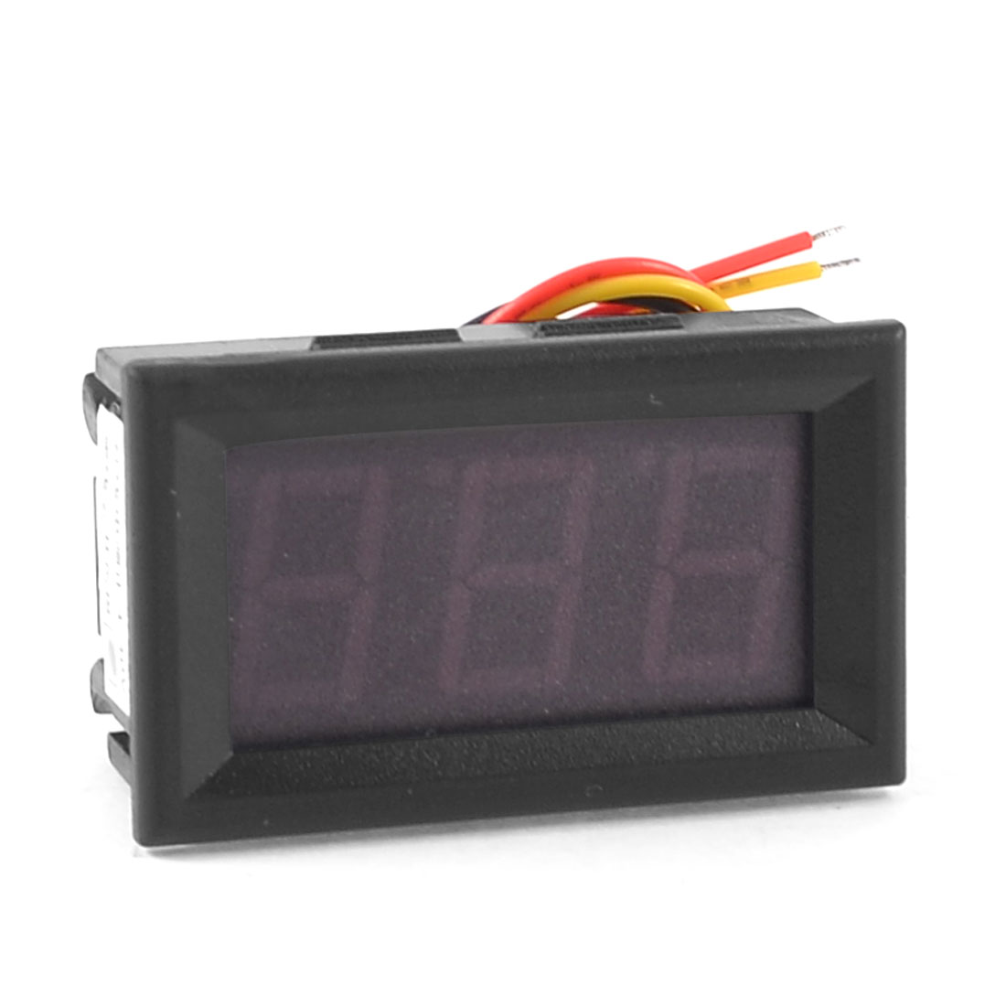 Red 3 Digits 7 Segments LED Display Voltage Test Voltmeter DC 0-200V