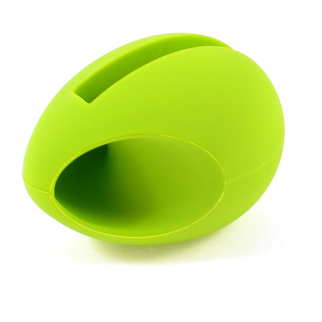 Music Egg Shaped Stand Green Audio Dock Loud Speaker Amplifier