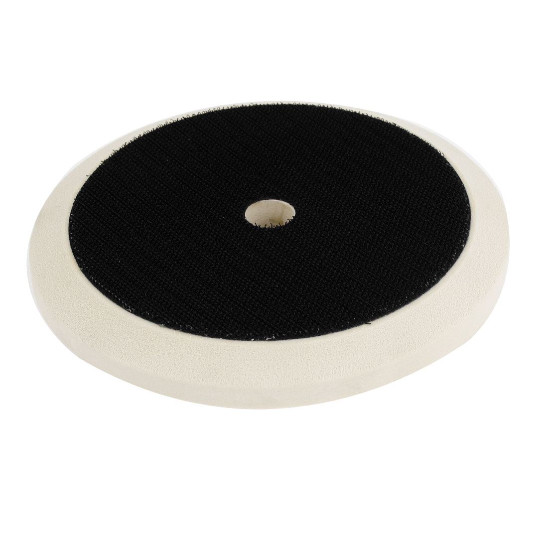 "Vehicle Car Foam Plastic 5.7"" Dia Round Buffing Polishing Wheel Cleaner"