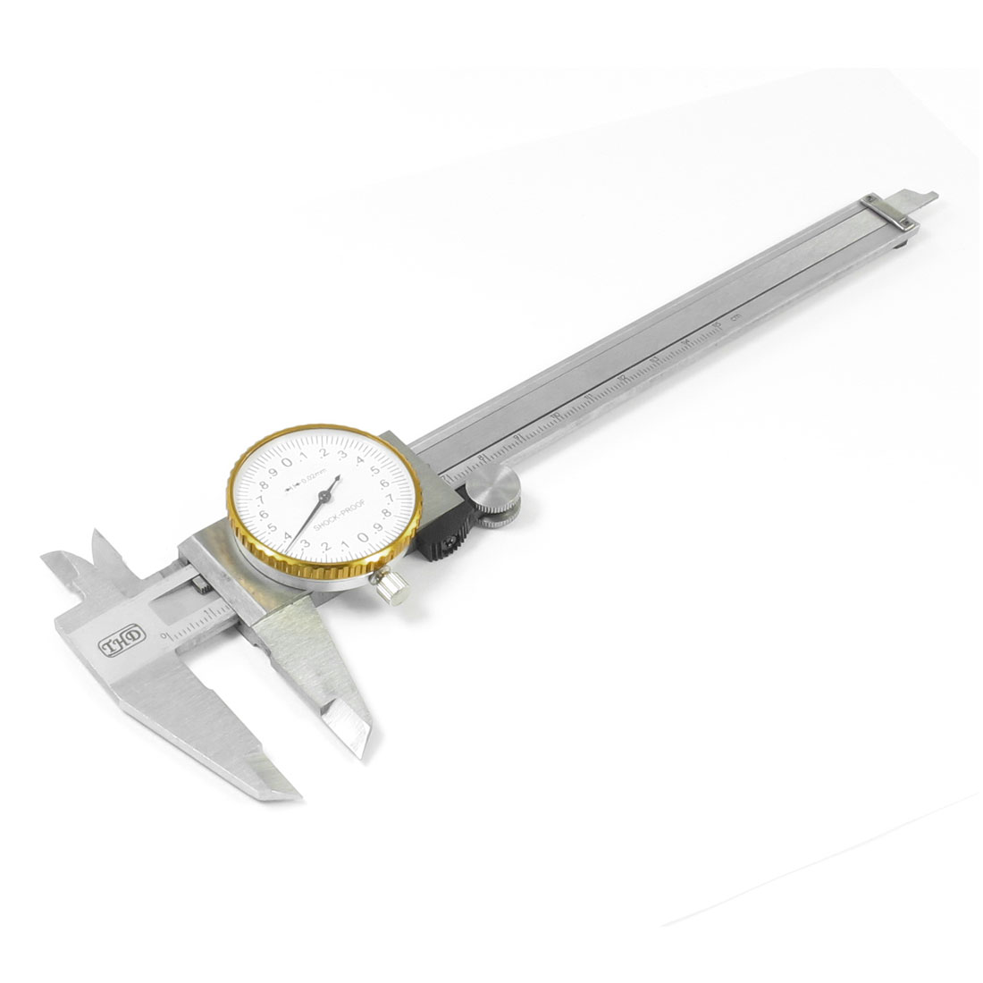 0-150mm Dial Slide Scale Vernier Caliper w Plastic Case