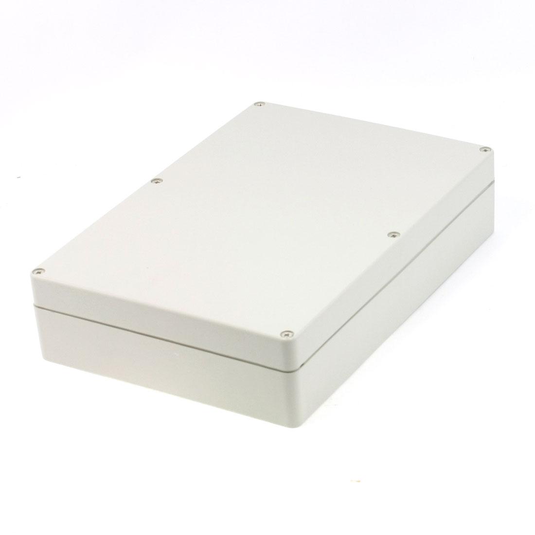 264mm x 184mm x 60mm Waterproof Plastic Enclosure Case DIY Junction Box