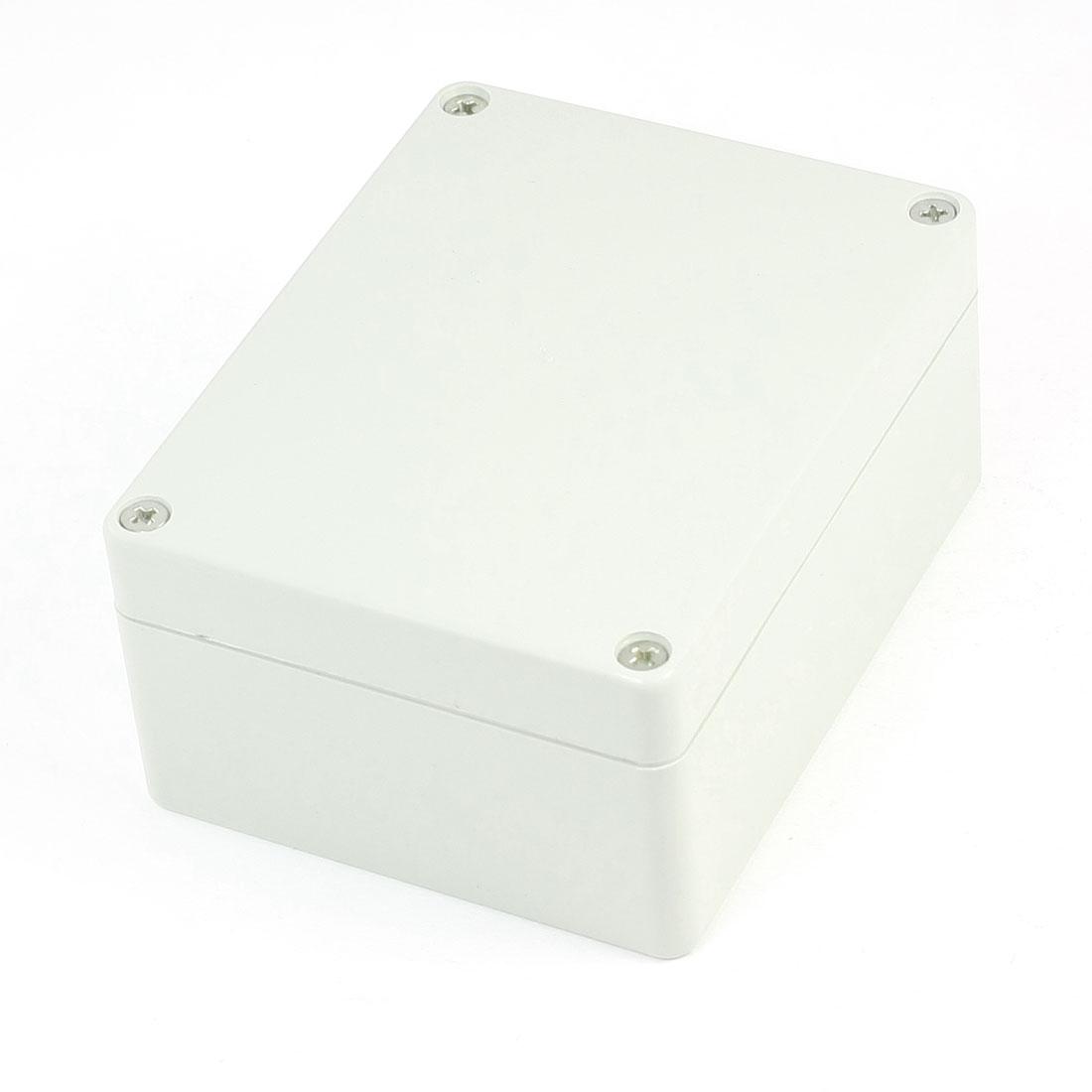115mm x 90mm x 55mm Waterproof Plastic Enclosure Case DIY Junction Box