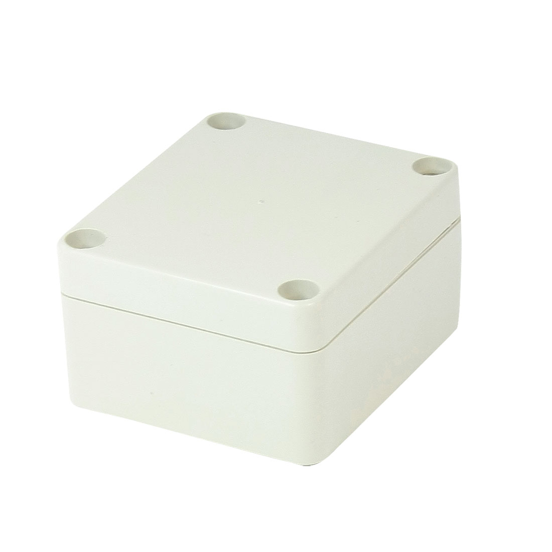 65mm x 58mm x 35mm Plastic Enclosure Case DIY Junction Box Grey