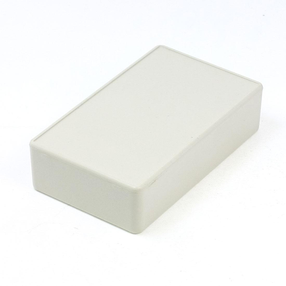 100mm x 60mm x 25mm Plastic Enclosure Case DIY Junction Box