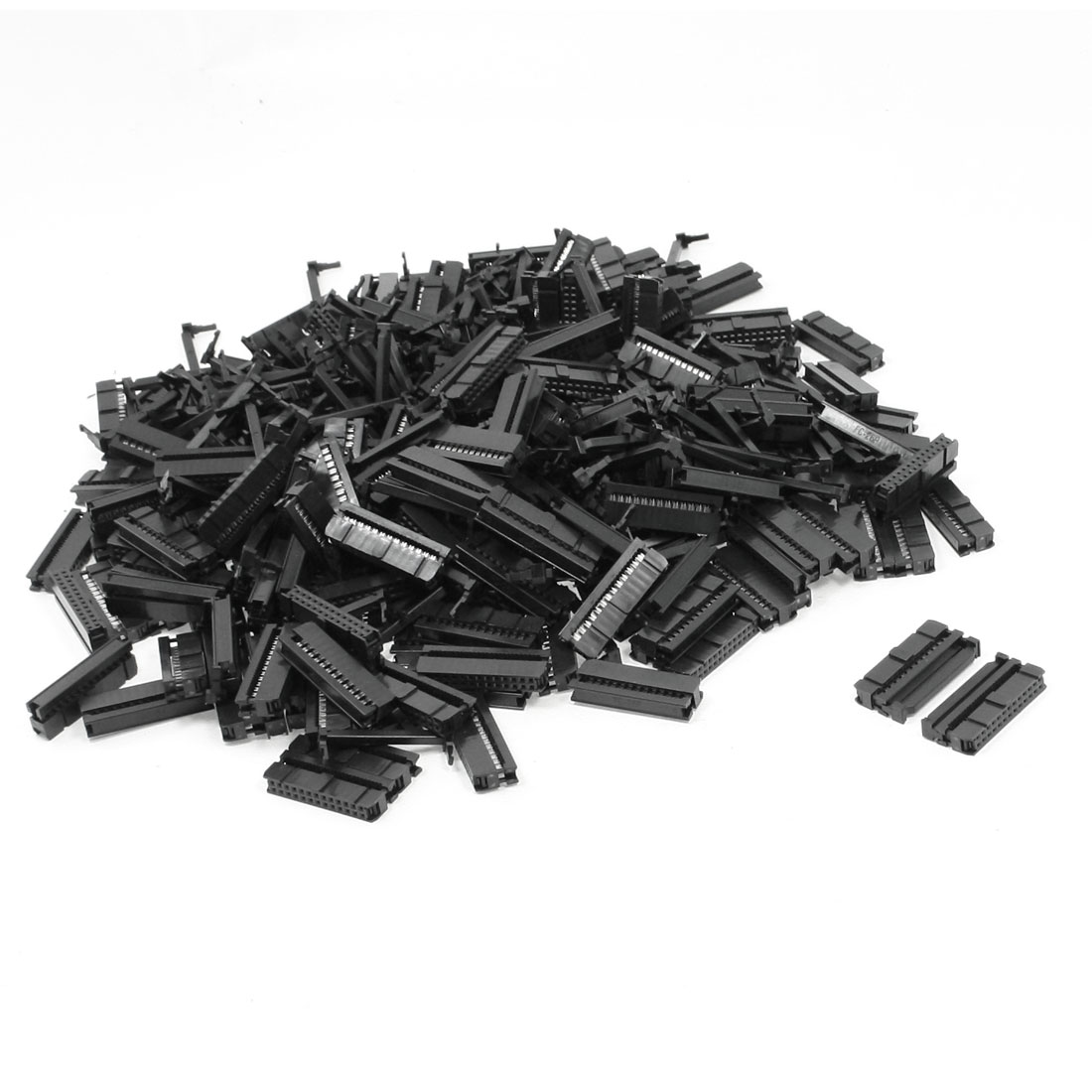 2.2mm Pitch 2 Row 26P 26 Pin Female Header IDC Socket Connector 200 Pcs