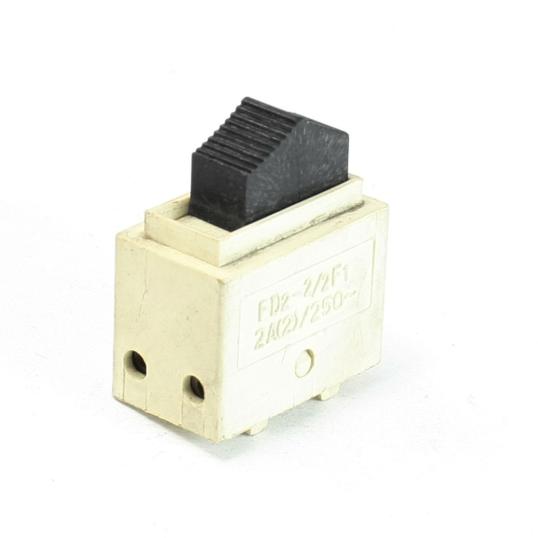 FD2-2/2F1 AC 250V 2A DPST ON/OFF Toggle Switch for Hand Electric Drill