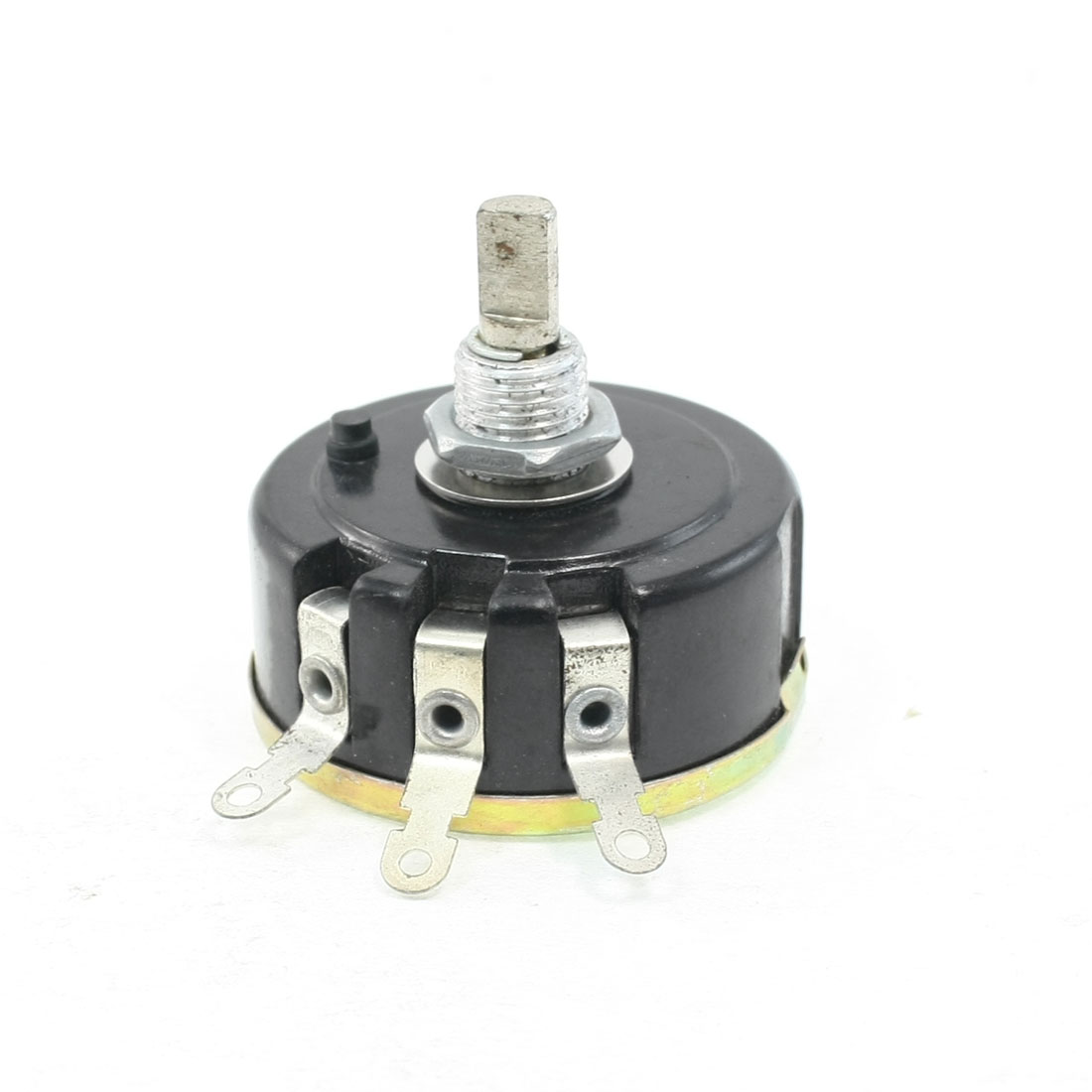 1.5K ohm 6mm Shaft Carbon Composition Rotary Taper Potentiometer