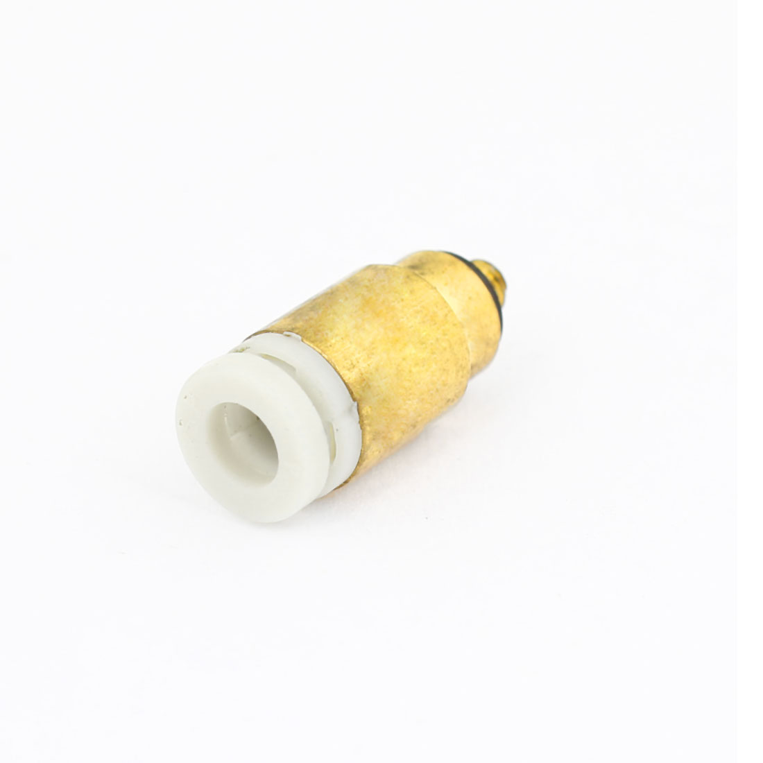 3mm Male Thread to 4mm Hole Tube Air Pneumatic Push in Quick Connector Jointer
