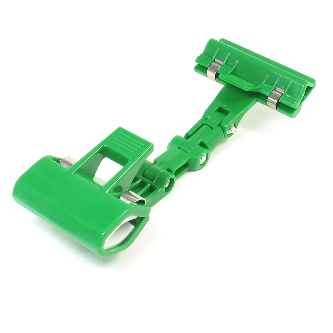 Green Plastic Pop Sign Card Display Clip Price Tags Holder