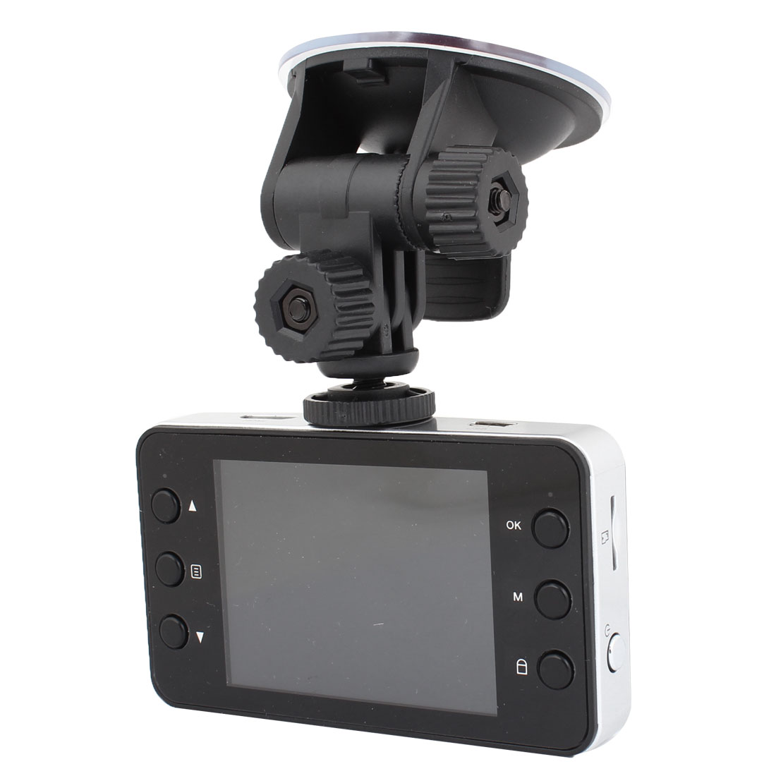 "HD 1080P Vehicle DVR Camera 2.7"" LCD Recorder 140 Degree Angle Video Camcorder"