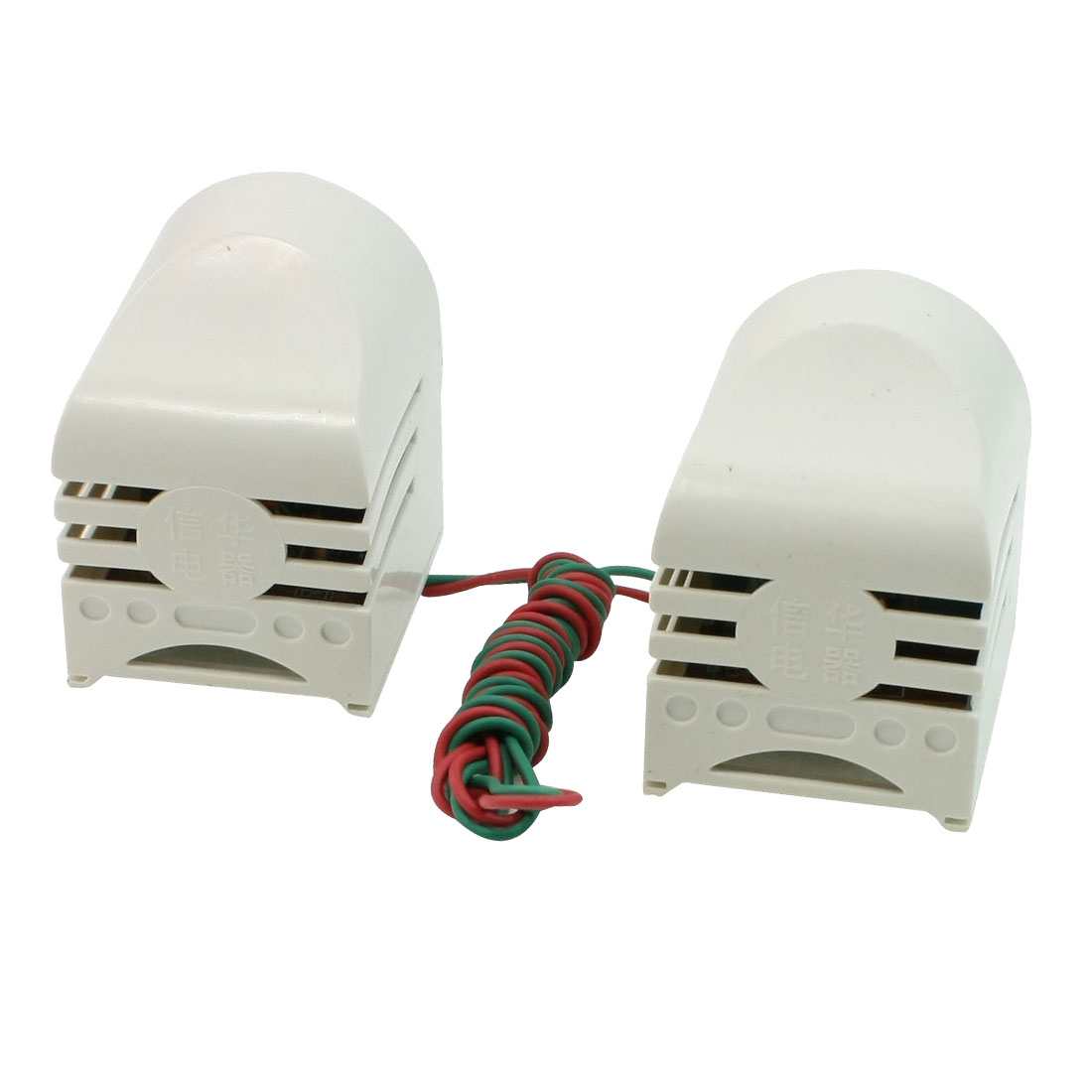 Pair T12 T10 T8 Fluorescent Tube Light 2 Pin Sockets Holder AC 220V 0.14A 30W