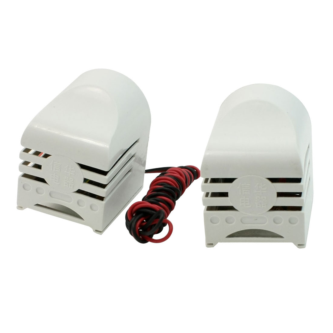 AC 220V 0.18A 40W T10 T12 Fluorescent Tube Bulb Lamp Holder Ballast 2 Pcs