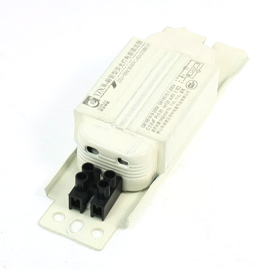 AC 220V 0.43A 40W Fluorescent Lamp Ballast for 36W/40W T8 T10 T12 Light Tube