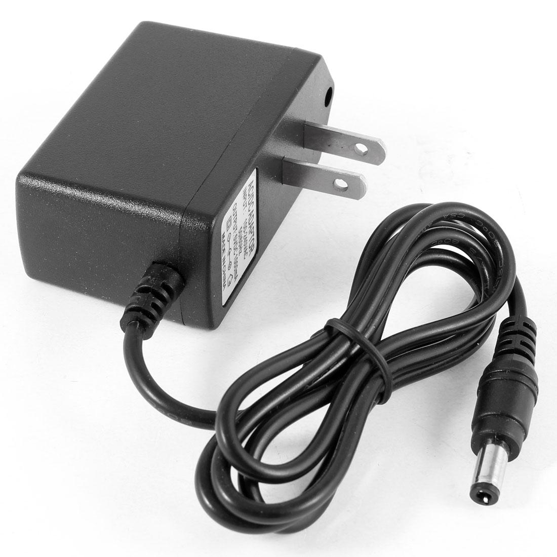 US Plug 100V-240V AC Input 5V 1A DC Output Power Adapter for CCTV IP Camera