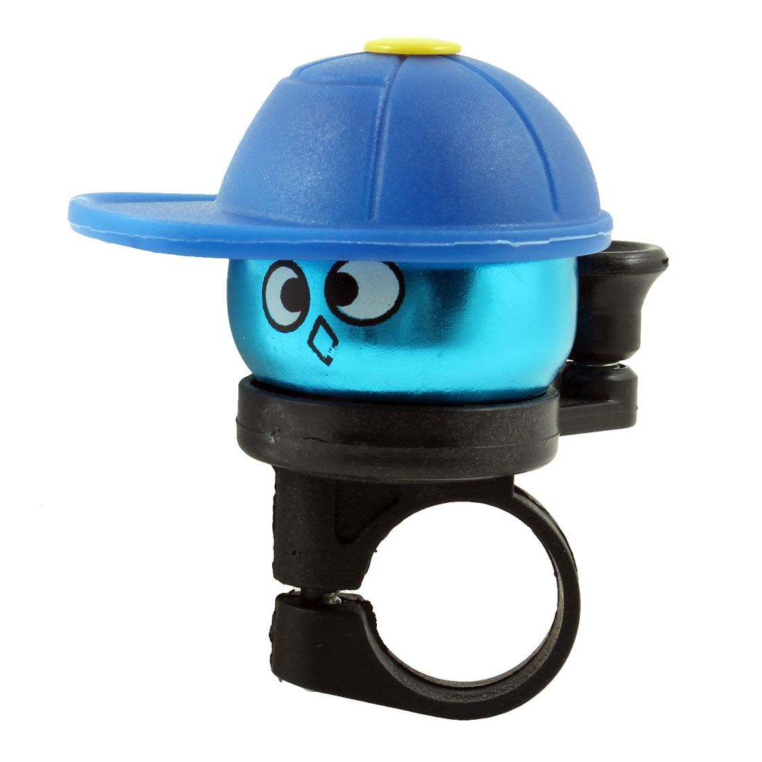 Blue Hat Cartoon Boy Design Alloy Housing Bicycle Bike Bell Ring