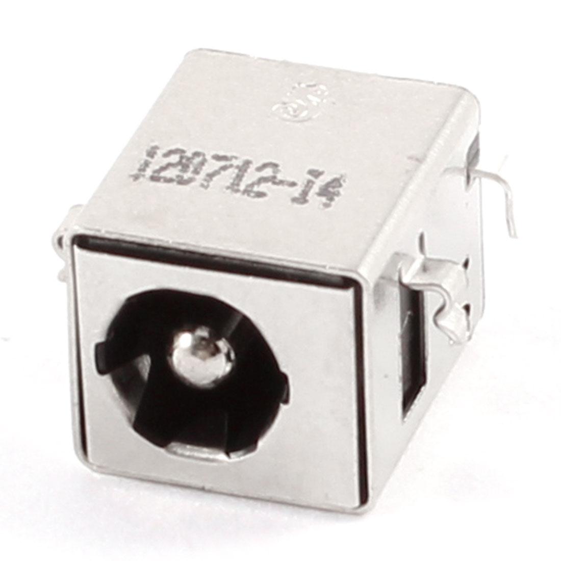 5.5mm x 2.35mm Pin Diameter PJ044 DC Power Jack Connector Socket