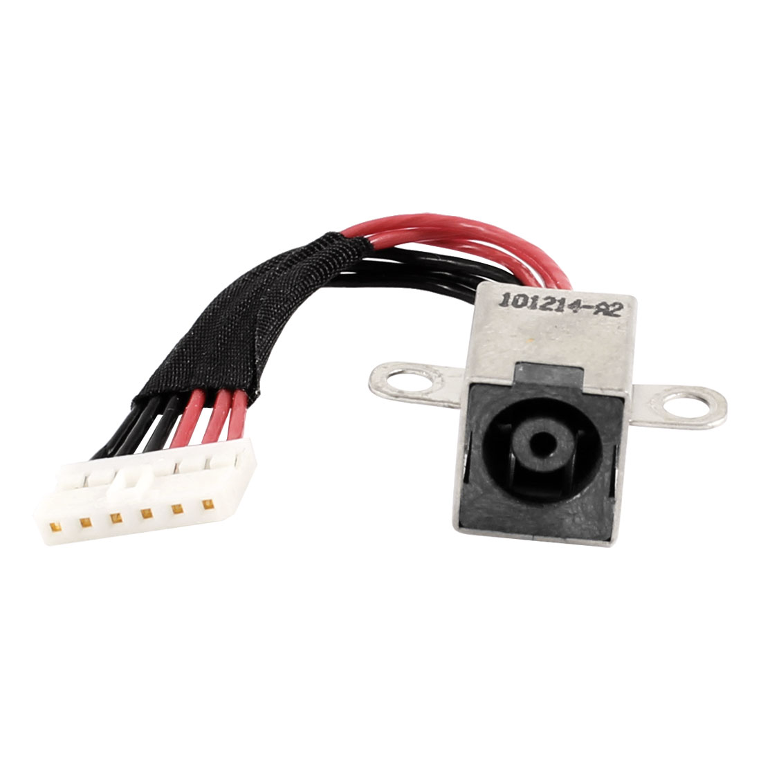 PJ364 DC Power Jack Connector Harness Scoket for Pavilion DV7 Series