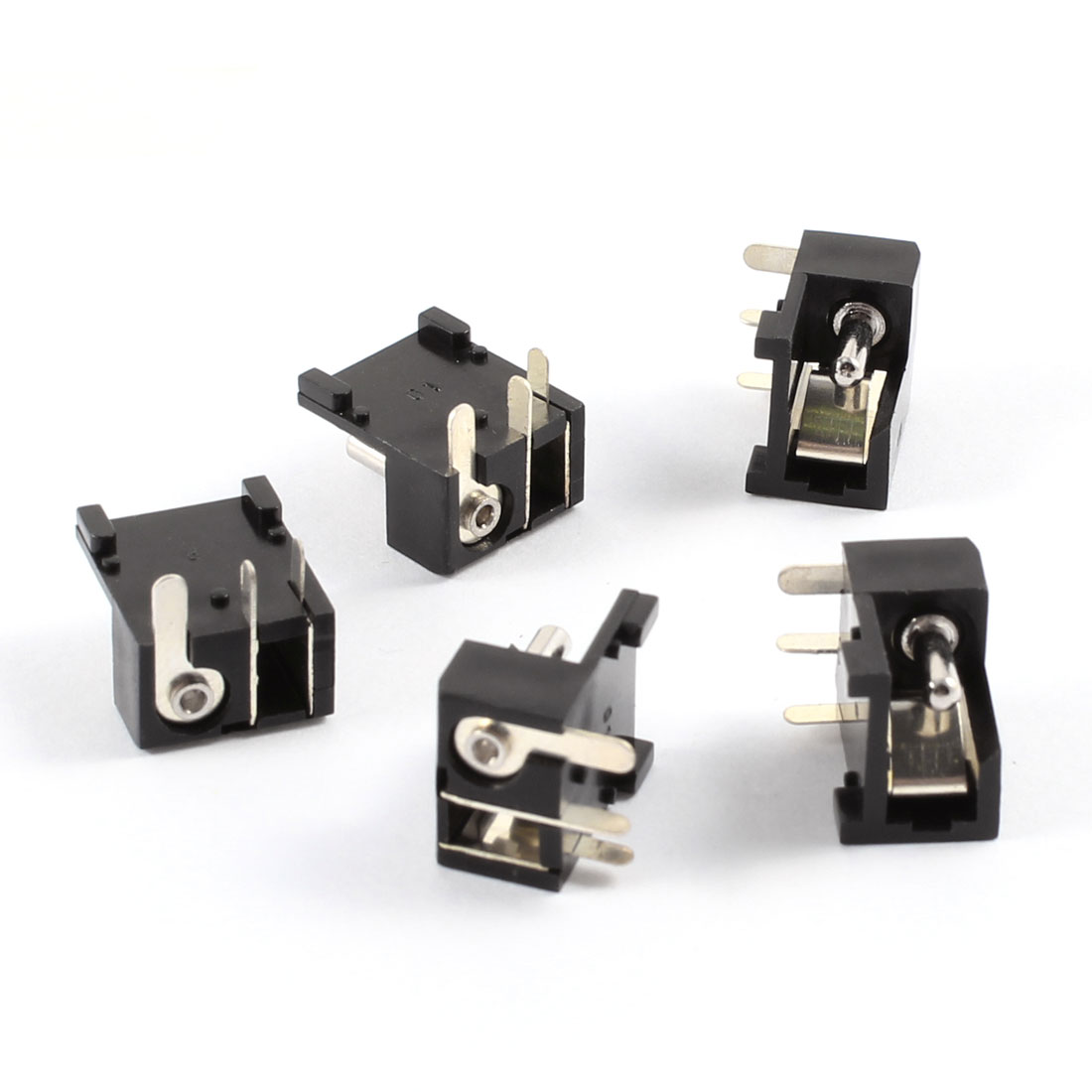 5 Pcs PJ029B 2.0mm DC Power Jack Connector for HP Omnibook 900