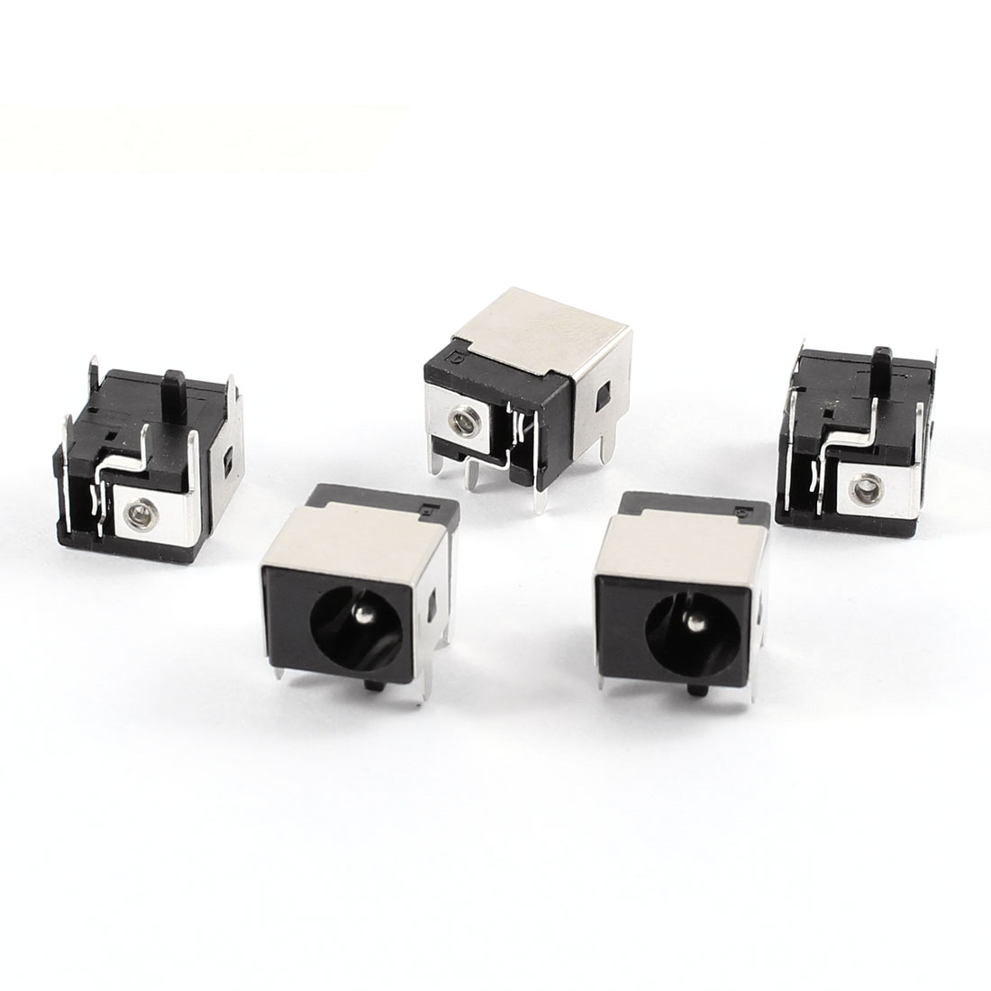 5 Pcs PJ003BB DC Power Jack Connector for GATEWAY 400 M Solo Series