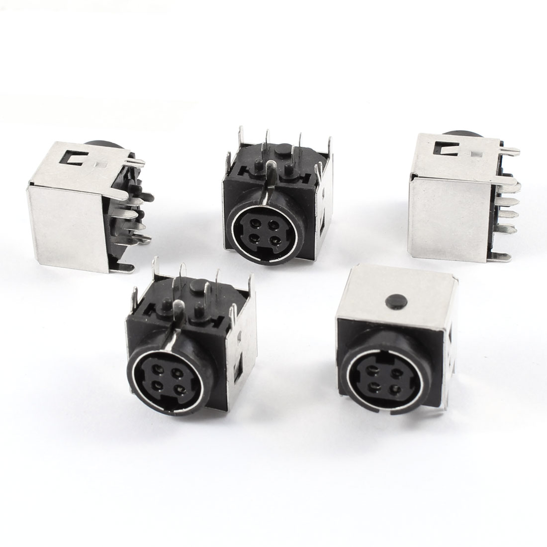 5 Pcs PJ021 DC Power Jack Connector for Alienware 7700 7700M D900T_U