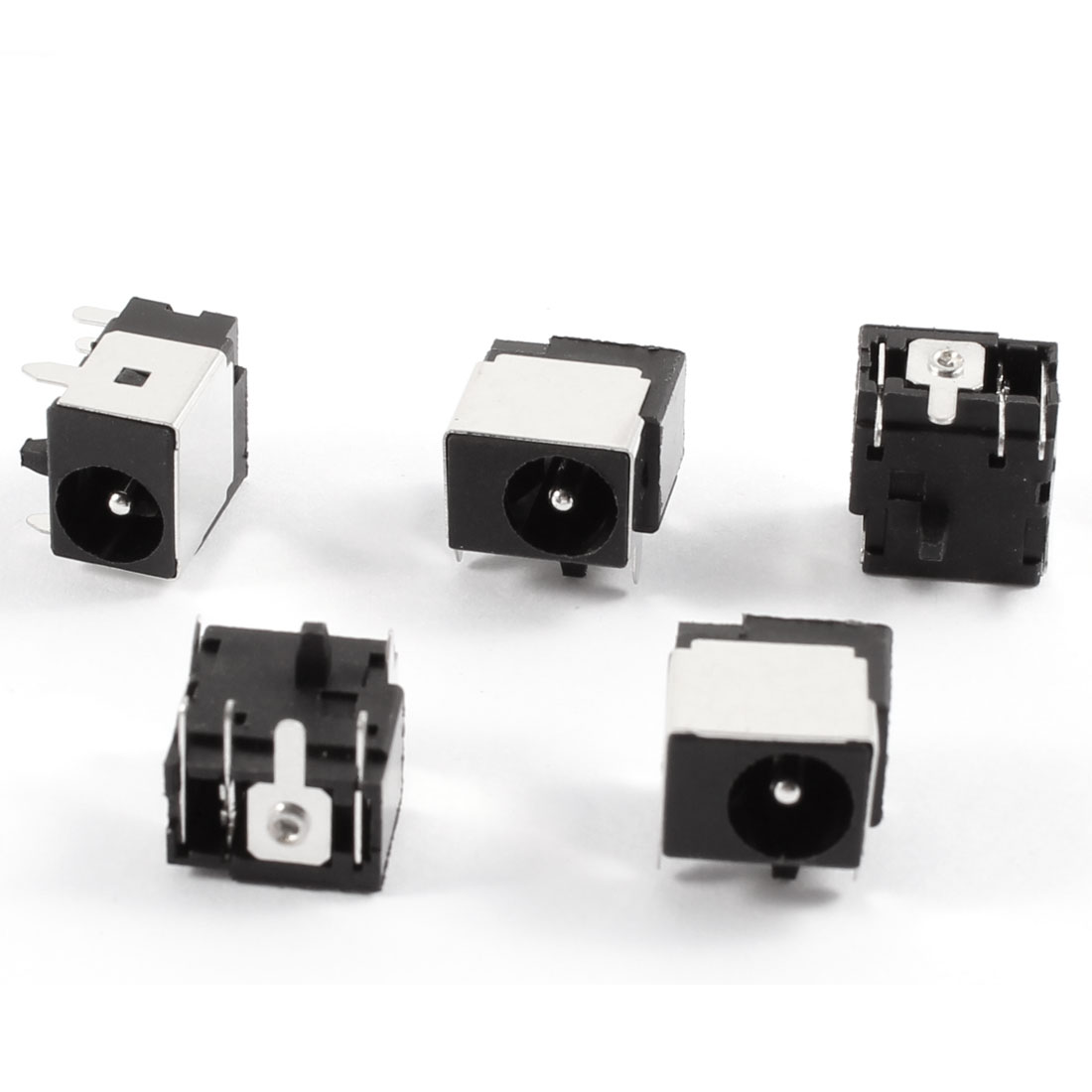 5 Pcs PJ001B DC Power Jack Connector for Acer Travelmate 622 650 800 C300