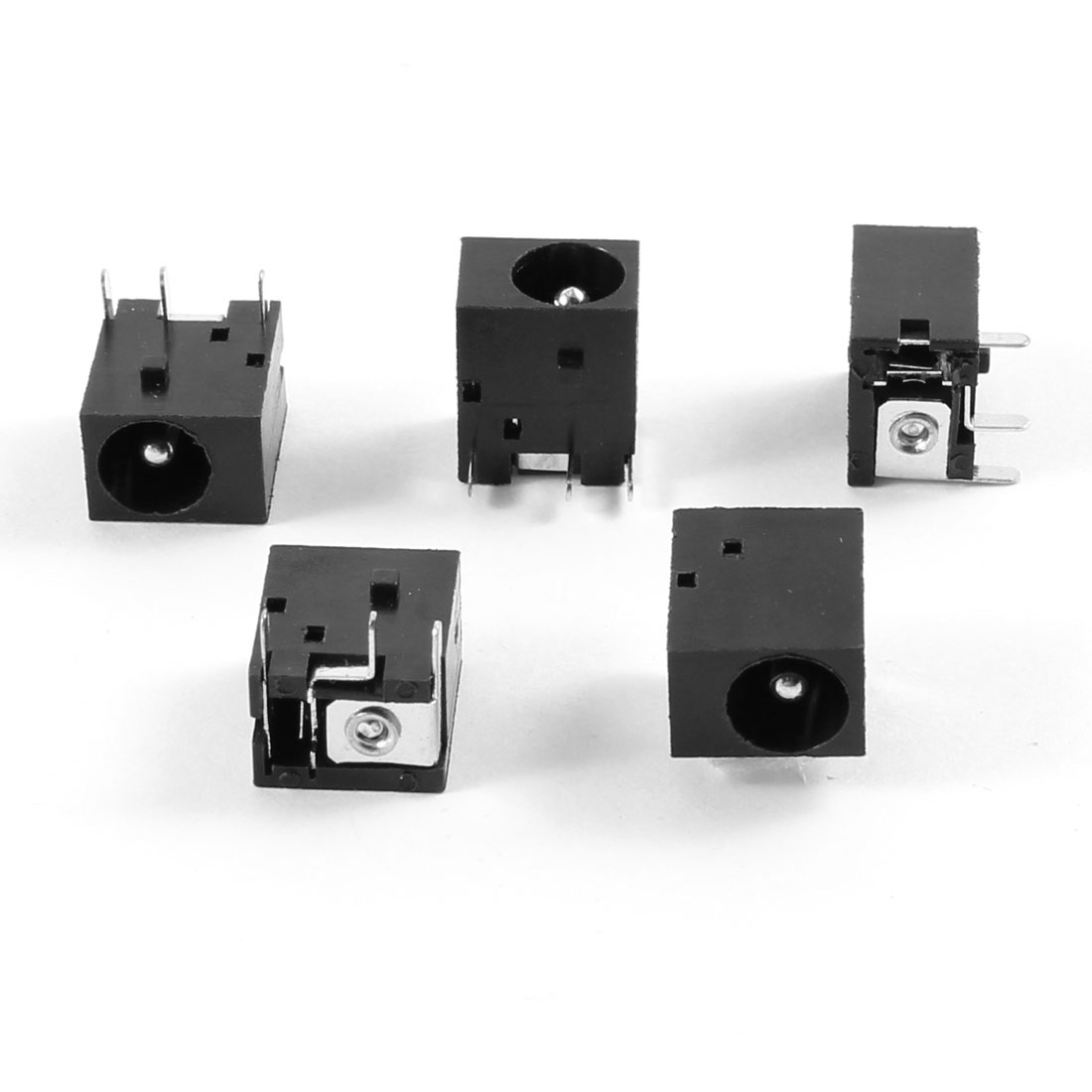5 Pcs PJ003B DC Power Jack Connector for Gateway Solo 1150 3300 3350 3450 5300