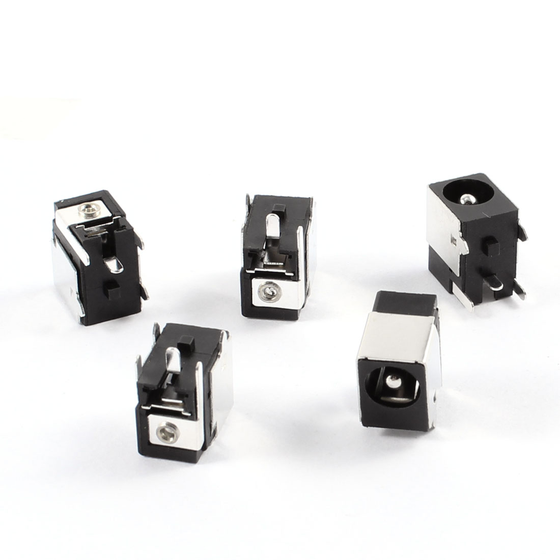 5 Pcs PJ001SC DC Power Jack Connector for Acer Aspire 1300 1301xv 1302 1304