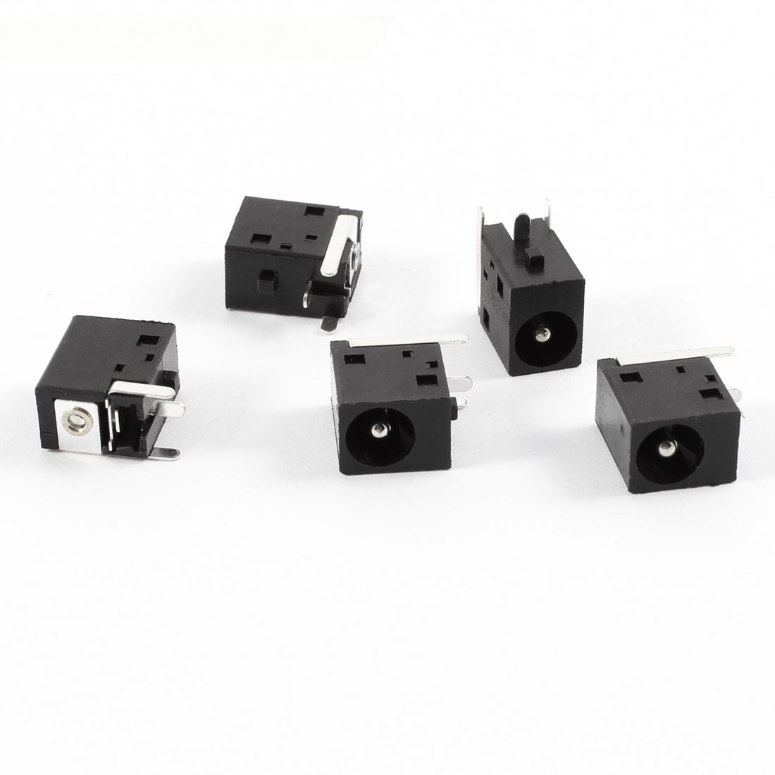 5 Pcs PJ001B DC Power Jack Connector for GATEWAY Solo 600YGX 600YGR 600YG2