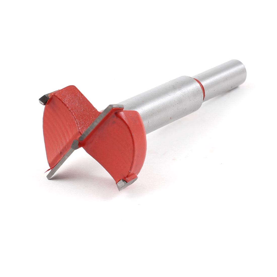 Carpentry Woodworking Drilling Metal Carbide 32mm Dia Hinge Boring Bit