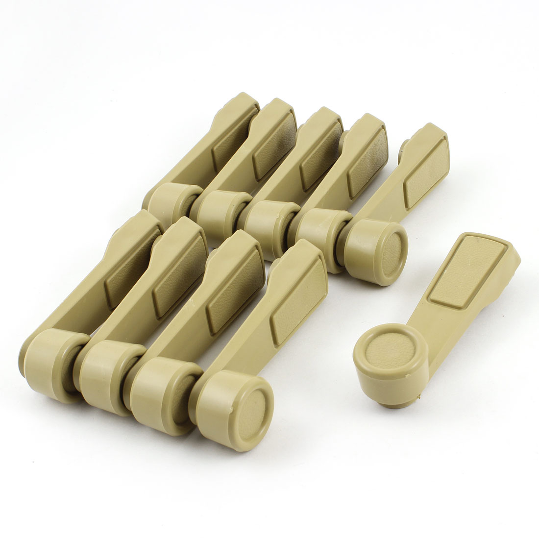 10 Pcs Truck Car Door Window Hand Crank Winder Handles Khaki