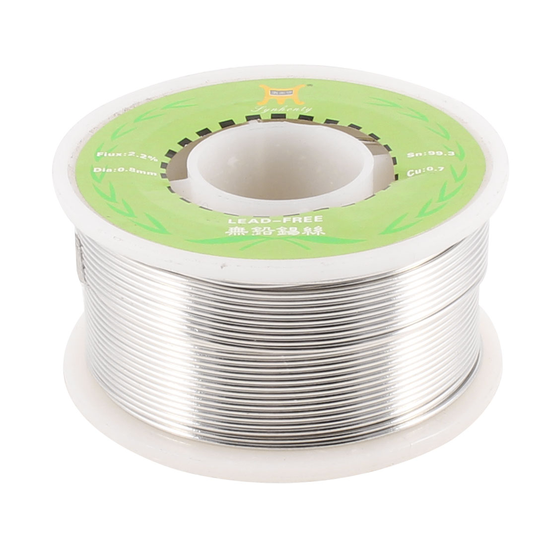 0.7mm Dia Tin Lead Alloy Rosin Core Solder Wire Spool Reel